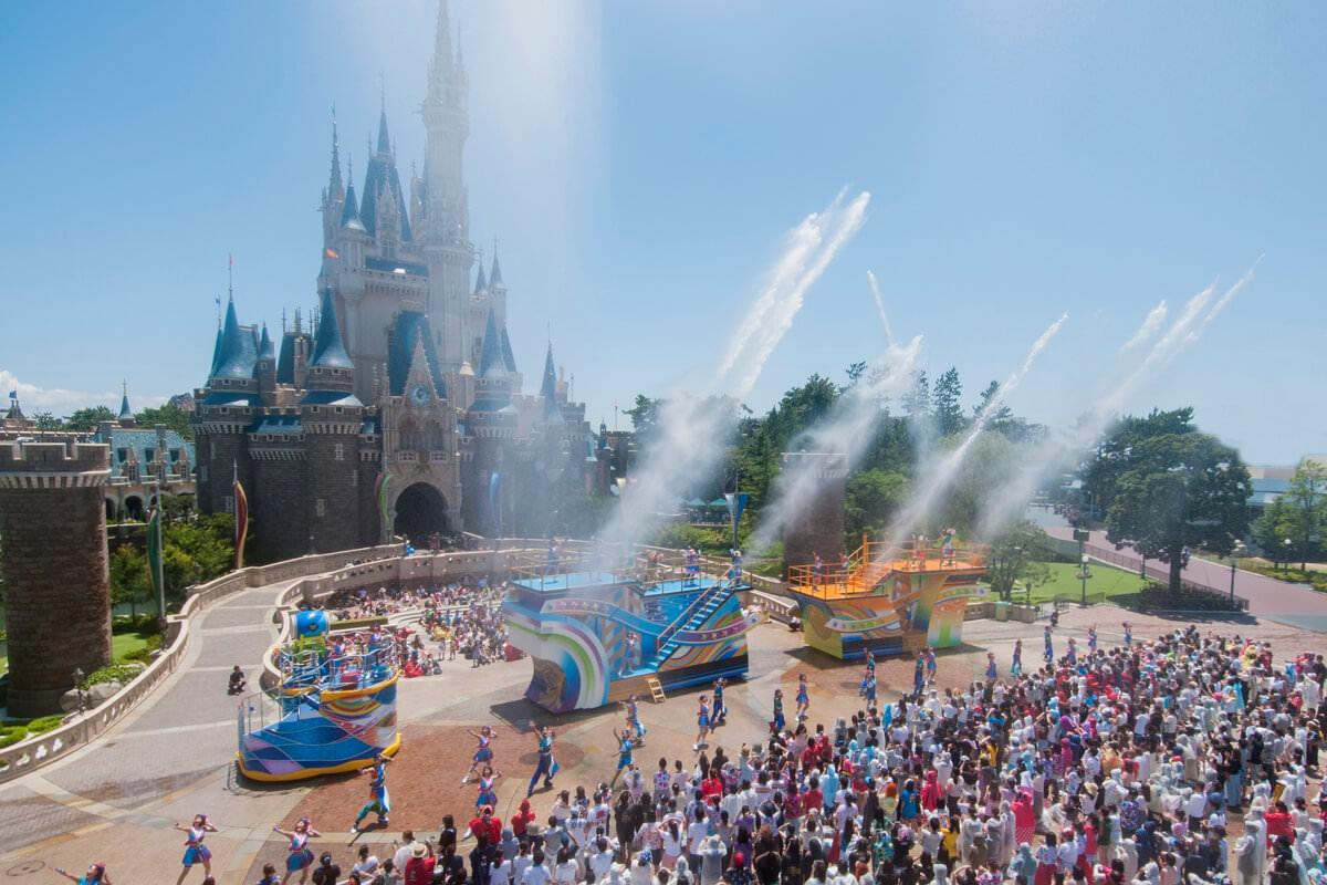 東京迪士尼門票預訂注意一些什麼